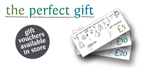 number two gift vouchers 5, 10, 20